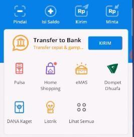 Cara Setting Akun Bank Vtube Ke Dana Uang