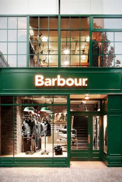 Barbour Store London