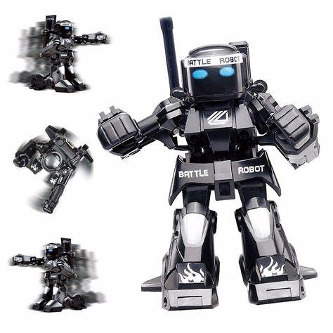 Battle Remote Control Robot Fight Battle Machine Dog Novelty