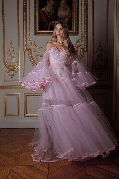 Alexis Mabille Fall 2019 Couture Fashion Show