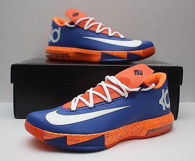 Fast Shipping Nike KD 5 Cheap sale Total Orange Black Total Oran