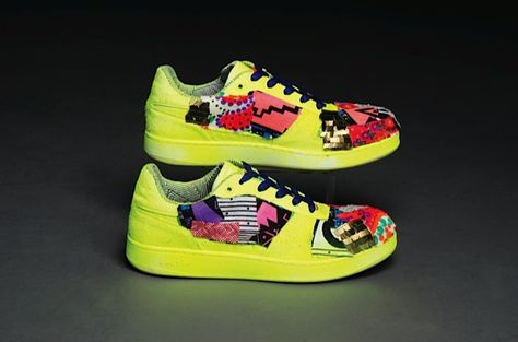 Art Basel Miami Sneaker Design