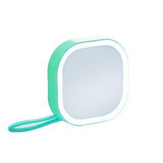 Led Beleuchtet Travel Make Up Spiegel Tragbares Kompakt Spiegel Beleuchtet Kosmetik Kosmetikspiegel Usb Wiederaufladbar Spiegel Mit Beleuchtung Led Spiegel Led