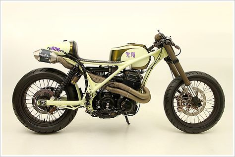 Honda CB 750 StreetFighter 836 Cimeron by AFT Customs