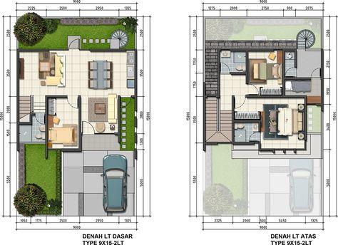 53 Trendy Home Drawing House Layout Arsitektur Denah Rumah Ide Dekorasi Rumah