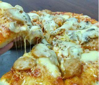 Bumbu Resep Dan Bahan Bahan Yang Dibutuhkan Untuk Membuat Pizza Sosis Jamur Sosis Resep Masakan Masakan