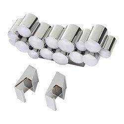 Badleuchten Badlampen Ikeaat Ikea Bathroom Lighting