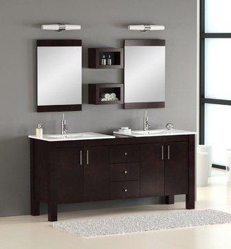 72 Double Bathroom Vanity Modern Bathroom Vanities And Sink