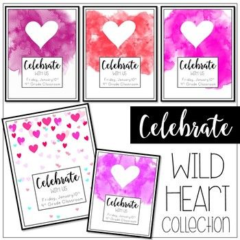 Celebrate Invitation Cards Editable Invitations