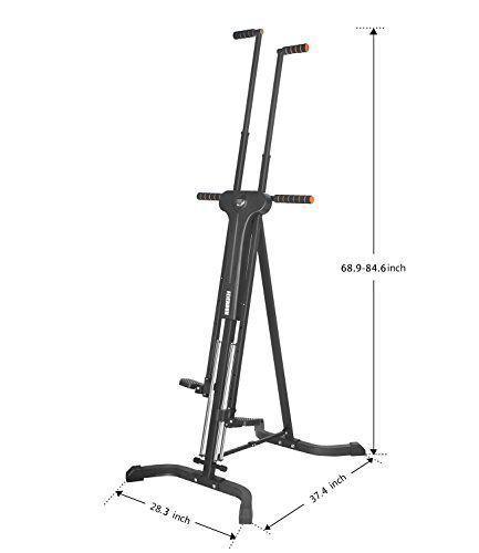Vertical Climber Cardio Exercise Total Body Workout Climber Machine Feierdun Folding Climbing Machine Fo Total Body Workout Climbing Workout Workout Machines