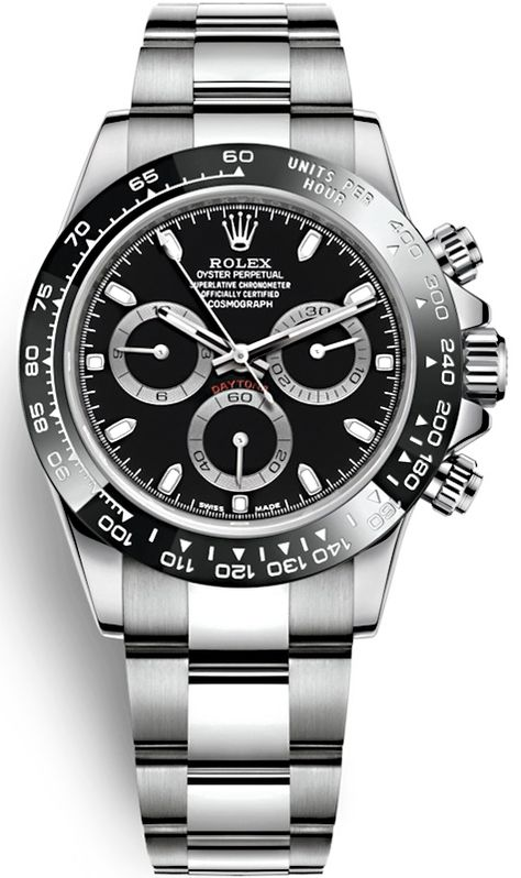 Buy Rolex Daytona Watches, authentic at discount prices. Complete selection of Luxury Brands. All current Rolex styles available.