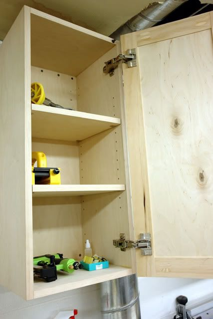 How To Build Frameless Wall Cabinets: For The Wall Near The Entrance To The  Kitchen. | Stuff I Could Make... | Pinterest | Wall Cabinets, How To Build  And ...