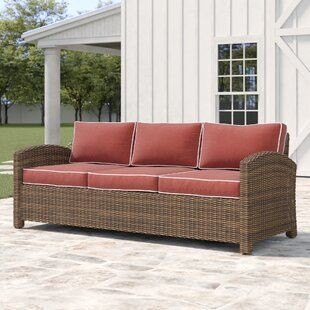 Patio Daybed With Cushion