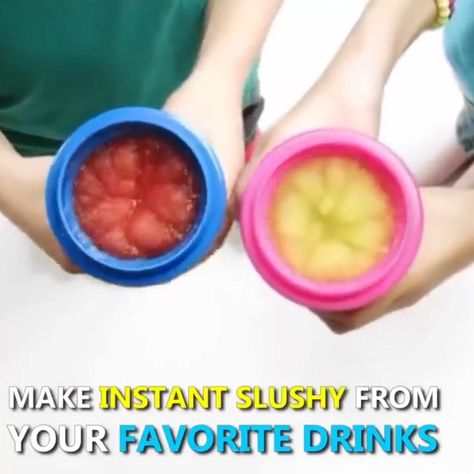 Instantly make muddy from your favorite drink. It can quickly turn your favorite beverage into ice cream!
