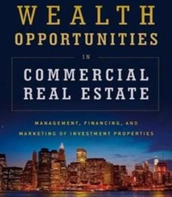 Wealth Opportunities In Commercial Real Estate PDF | Real