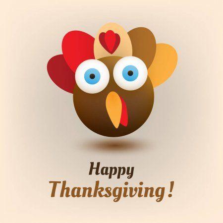 Happy Thanksgiving Card Design Template Turkey Emoji Stock Vector Sponsored Card Design Happy Thank In 2020 Card Design Design Template Happy Thanksgiving