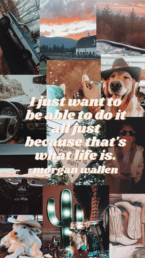 Morgan wallen quote wallpaper