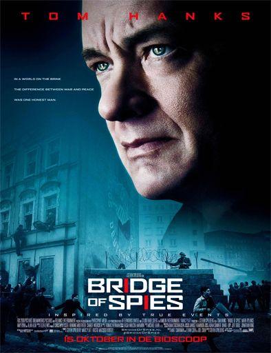 Ver Puente De Espias Bridge Of Spies 2015 Online Peliculas Online Gratis Streaming Movies Great Movies Movie Posters