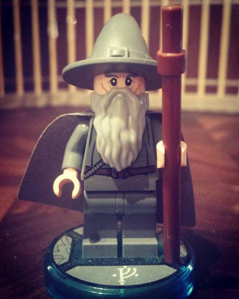 Gandalf the Grey :