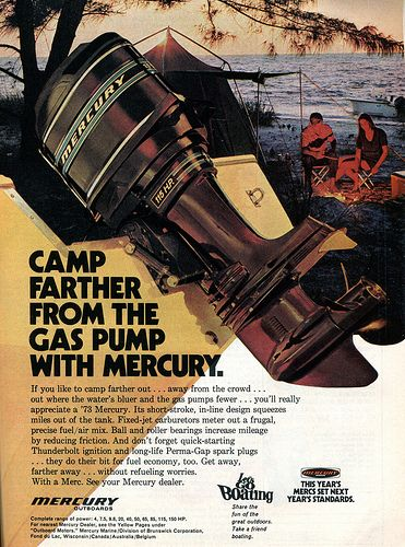 1973 Mercury Outboard Motor Advertising Outdoor Life April 1973 Mercury Outboard Outboard Outboard Motors