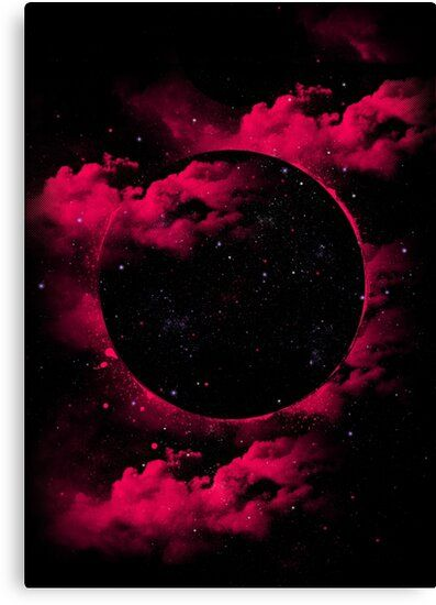 Black Hole Canvas Print By Jorge Lopez In 2021 Black Hole Wallpaper Black Hole Illustration Black Hole Tattoo Black hole live wallpaper iphone