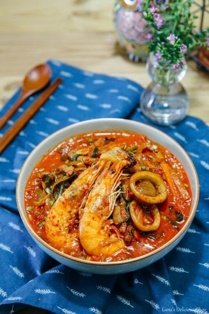 백종원 짬뽕 만들기 집에서 짬뽕까지 만드는 집밥 백선생 레시피 네이버 블로그 요리 레시피 음식