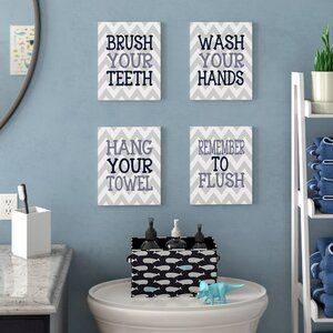 Welcome To My Kitchen Wall Decal In 2020 Bathroom Wall Decor Restroom Decor Bathroom Wall Plaques