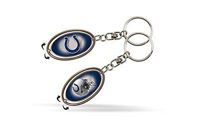 9c89a811 Official NFL New York Jets 2 inch Metal Spinner Keychain | Skybox ...