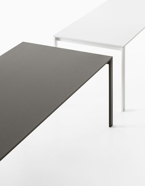 Indoor extendable fixed tables Fenix | Furniture | Table ...