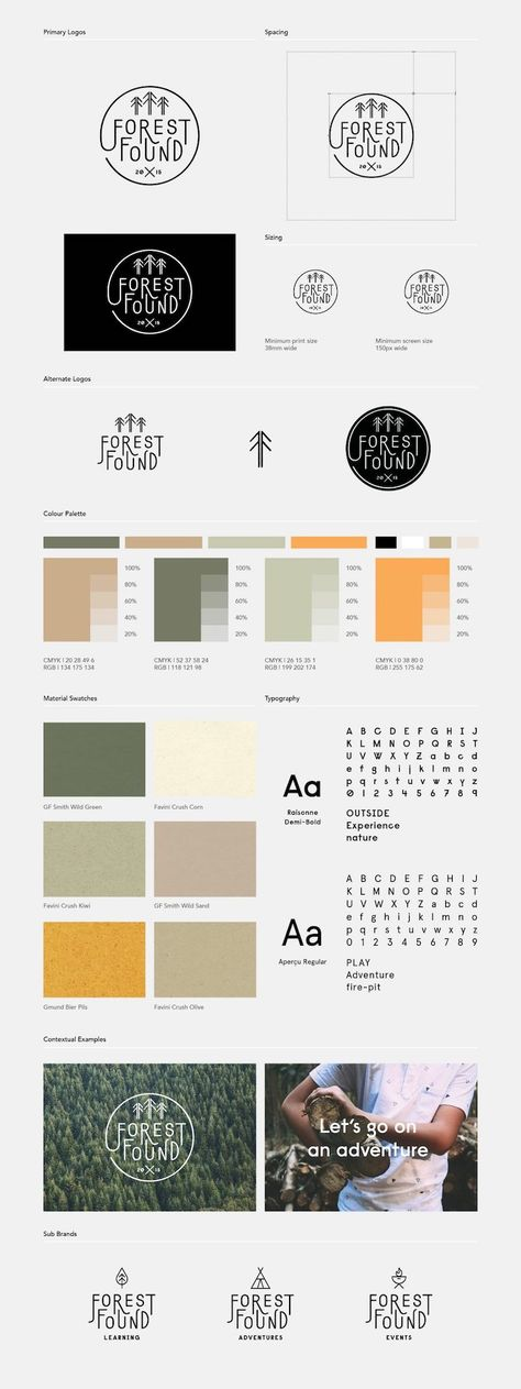 Brand Guidelines Templates, Examples & Tips For Consistent Branding - Venngage - - Every company out there should have comprehensive brand guidelines. Start with a brand guidelines template and a few of these helpful guidelines tips. Web Design, Visual Design, Id Card Design, Design Food, Layout Design, Brand Guidelines Design, Brand Guidelines Template, Logo Guidelines, Branding Template