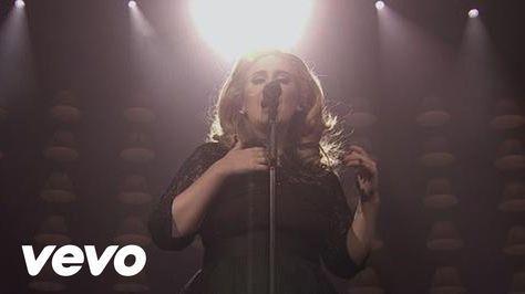 Adele Set Fire To The Rain Live At The Royal Albert Hall 3 58