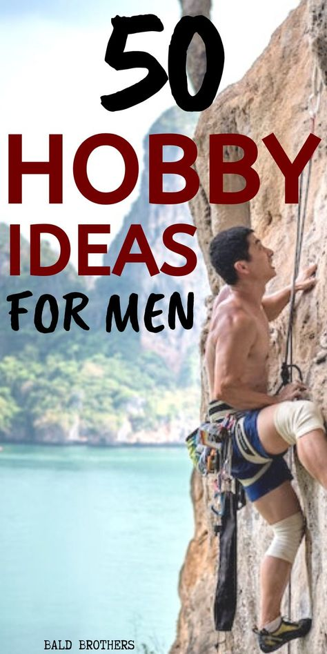 50 Best Hobbies For Men That Can Only Improve Your Life