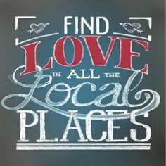 Looking for Love? #Shoplocal  www.FarmersMarketFinds.com