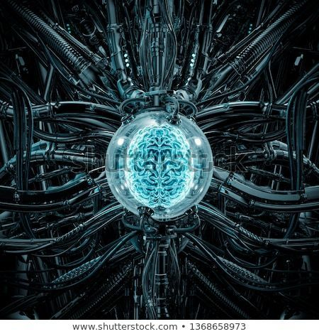 Artificial Intelligence Sci Fi Future Tech In 2020 Robot Concept Art Art Science Fiction