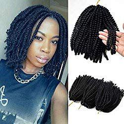 12 Spring Twist Crochet Braiding Hair Styles With Good Reviews