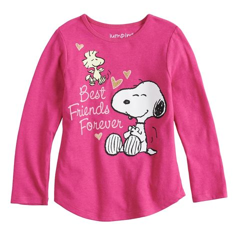 36b4e4926cac Toddler Girl Jumping Beans® Peanuts Snoopy   Woodstock