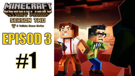 Minecraft Story Mode Season 2 Episode 3 Gameplay Part 1