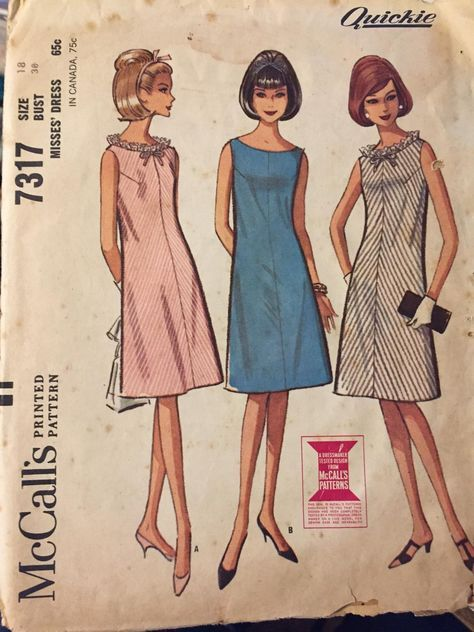 This Shop Accepts Etsy Gift Cards Shipping Returns Vintage Clothes Patterns Women Dresses Classy Pattern Dress Women