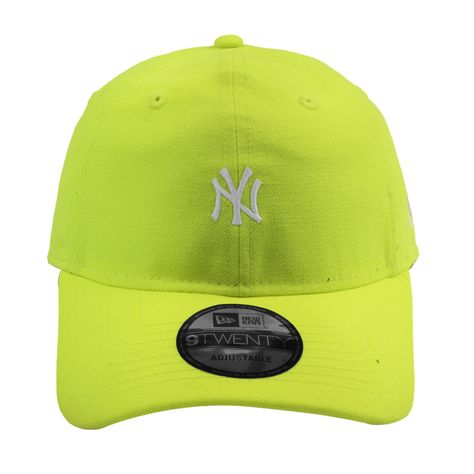 27e1e65b364 Bone New Era 9Twenty Upright Yellow Tonal Masculino