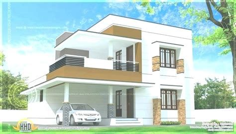 Simple Home Design In Village