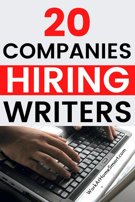 20+ Online Writing Jobs For Beginners & Pros
