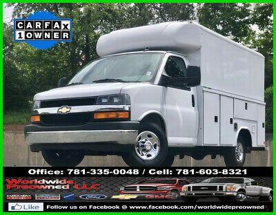 Ebay Advertisement 2017 Chevrolet Express 3500 Utility Van 2017