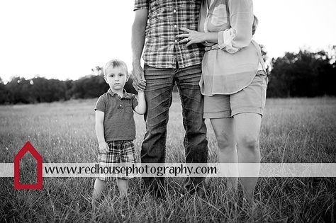 Family of 3 photography | Copyright 2012 Jonna Nixon/Red House Photography