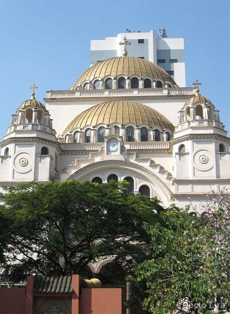 42 Curiosidades Sobre A Cidade De São Paulo Cidade De São Paulo Cidade Igreja Ortodoxa