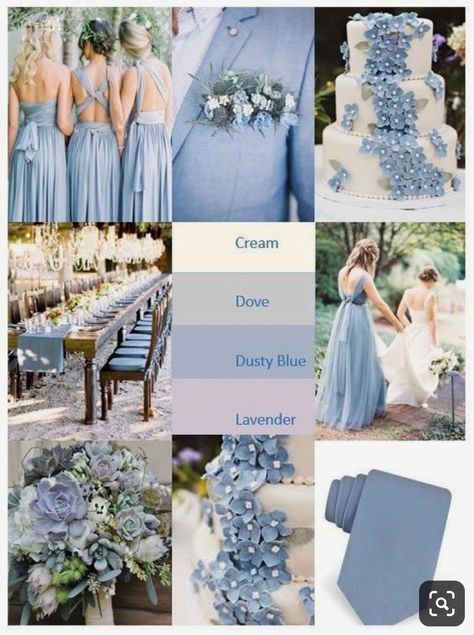 Planning a lovely spring or summer wedding. These soft colors are perfect for the romantic bride! wedding colors september / fall color wedding ideas / color schemes wedding summer / wedding in september / wedding fall colors