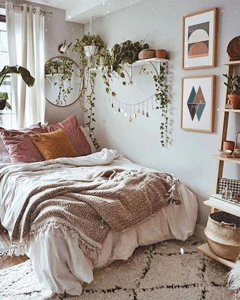 Bedroom Art, Cozy Bedroom, Modern Bedroom, Bedroom Ideas, Design Bedroom, Bedroom Vintage, Master Bedroom, Trendy Bedroom, Bedroom Inspo