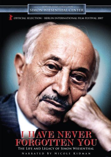 Documentary about Simon Wiesenthal, a holocaust survivor who dedicated most of his life to helping the United States government prosecute Nazi war criminals. DVD 324