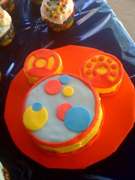 Strange Oh Toodles Childrens Birthday Cakes Big Cakes Cake Funny Birthday Cards Online Alyptdamsfinfo