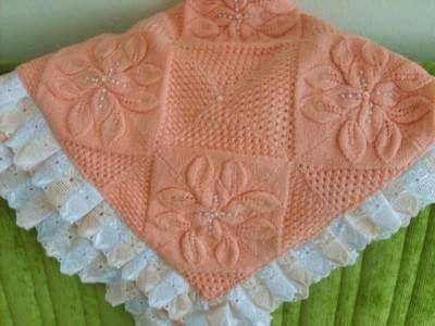 Knitting Baby Blanket Blanket Knitting Patterns Pinterest Free
