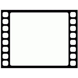 Film Cell Frame In 2020 Silhouette Design Frame Design Store